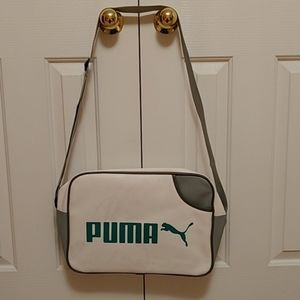 *PUMA laptop messenger bag